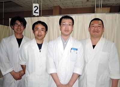 東洋医学研究所スタッフ
